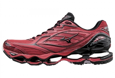 mizuno wave prophecy 6 rouge noir 40 1 2