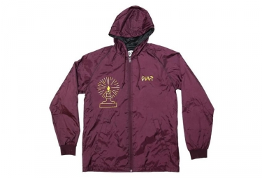 Veste coupe vents deperlante cult it s lit marron s