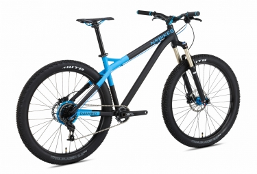 ns bikes 2016 velo complet eccentric djambo 27 5 noir bleu l 177 187 cm
