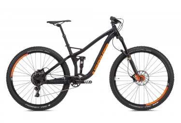 ns bikes 2017 velo complet 29 snabb plus 2 noir orange l 177 187 cm
