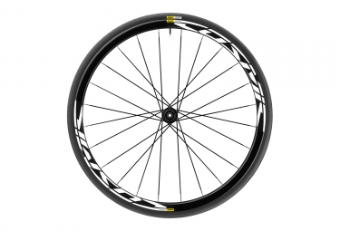 paire de roues mavic cosmic elite ust disc 6 trous 12x100 142mm shimano sram yksion