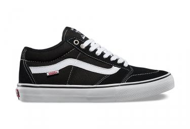Chaussures vans tnt sg noir blanc 40