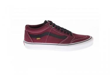 Chaussures vans tnt sg tibetan rouge 40
