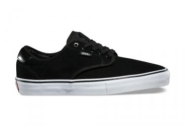 Chaussures vans chima ferguson pro noir blanc 45
