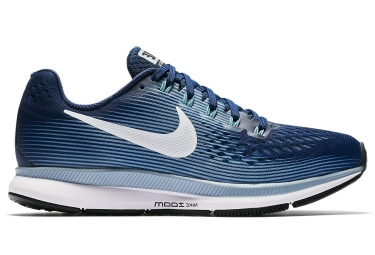 Nike Air Zoom Pegasus 34 Bleu Femme