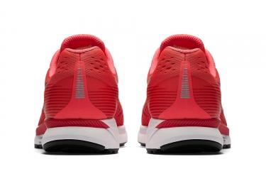 Chaussures de Running Femme Nike Air Zoom Pegasus 34 Rouge