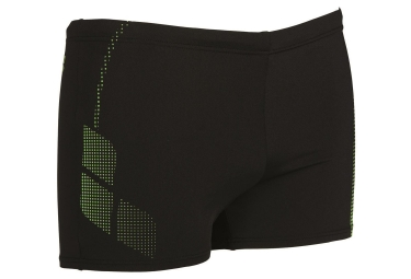 Short de Bain Arena Shadow Black Green
