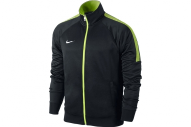 Nike team club trainer 658683 011 homme sweat shirt noir l