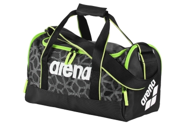arena spiky 2 small black green