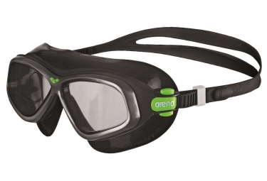 lunettes de bain arena orbit 2 noir vert