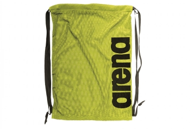 Backpack Arena Fast Mesh Yellow Black