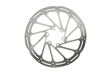 Sram Centerline Rounded 6 Holes Disc Silver