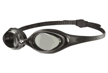 lunettes de bain arena spider noir fume