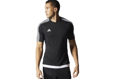 Adidas Estro 15 JSY S16147 Homme T shirt Noir