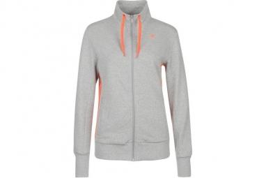 Adidas Zip Seess Bru TT  M66733 Femme Sweat-shirt Orange