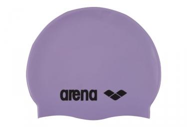 Bonnet de Bain Arena Classic Silicon Violet