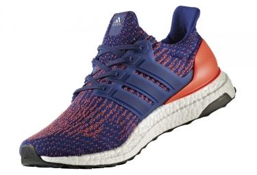 adidas running ultraboost bleu orange homme 43 1 3