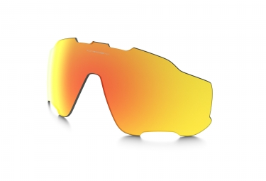 OAKLEY JAWBREAKER Lens Kit Fire Iridium Polarized Ref: 101-352-007