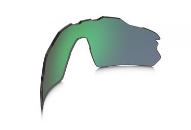 verres pour lunettes oakley radar ev jade iridium pitch ref 101 354 003