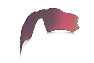 verres pour lunettes oakley radar ev red iridium polarized path ref 101 353 006