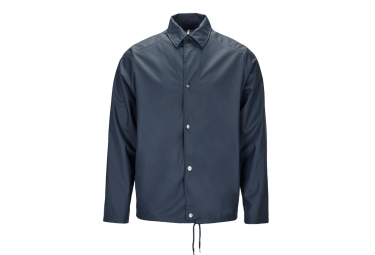 Giacca impermeabile Rains Coach Jacket Blue