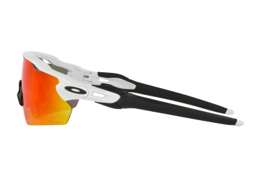 oakley lunettes radar ev pitch polished white black prizm cricket ref oo9211 11
