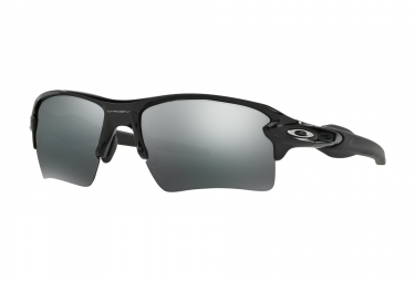 oakley lunettes flak 2 0 xl polished black black iridium ref oo9188 52