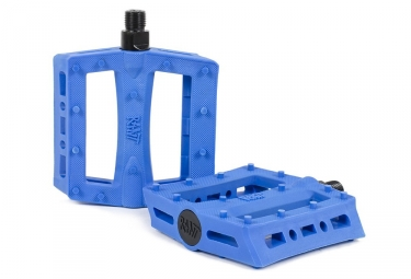 Rant Shred Pedals Blue