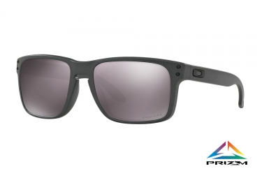 OAKLEY Lunettes HOLBROOK Steel / Prizm Daily Polarized Ref OO9102-B5