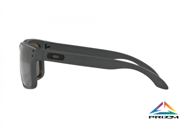 oakley lunettes holbrook steel prizm daily polarized ref oo9102 b5