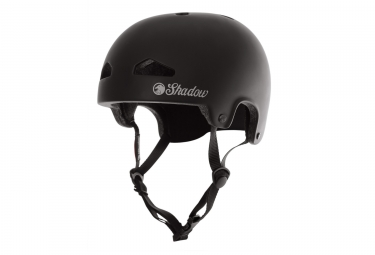 casque bol shadow featherweight noir s m 50 57 cm