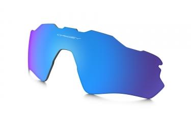 Verres pour lunettes oakley radar ev sapphire iridium path ref 101 353 003