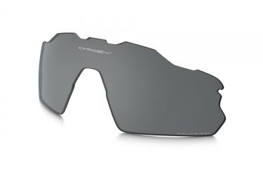 verres pour lunettes oakley radar ev black iridium polarized pitch ref 101 354 004
