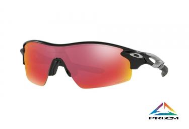 oakley lunettes radarlock path matte black prizm cricket ref oo9182 16