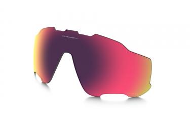 oakley verre pour lunettes jawbreaker red iridium polarized ref 101 352 006