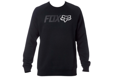 sweat fox legacy crew noir xl