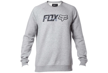 sweat fox legacy crew gris l