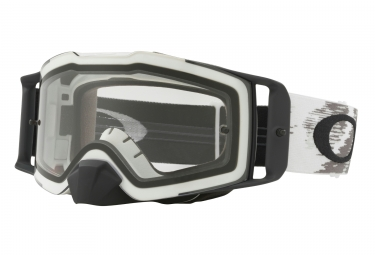 Masque OAKLEY Front Line MX Matte White - Clear Ref: OO7087-45
