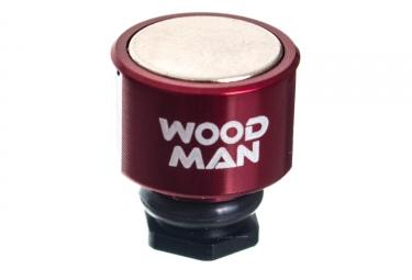 WOODMAN Aimant Cadenz Capteur de Cadence Rouge