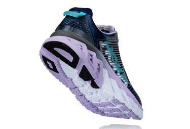 Chaussures de Running Femme Hoka Arahi Wide Bleu / Violet