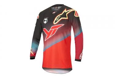 maillot de sport alpinestars replica ml aaron gwin rouge xl