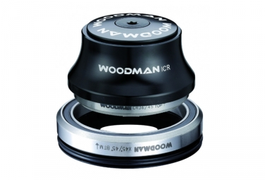 woodman jeu de direction integre axis y xs spg 20 comp conique 1 1 8 1 5 reducteur 1 1 8 noir