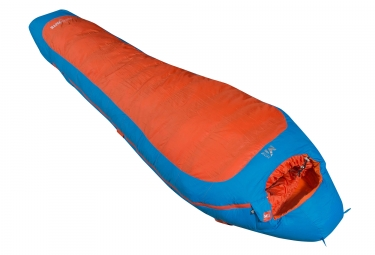 Millet Composite -5 Reg Sleeping Bag Blue Orange