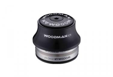 WOODMAN Jeu de Direction Intégré AXIS ICR 20 SPG 1''1/8 Noir