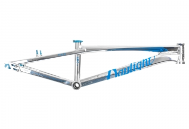 Daylight ARC C1 Bmx Race Frame Silver Mercury