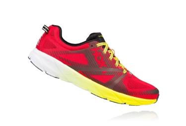 Chaussures de Running Hoka Tracer 2 Rouge / Jaune