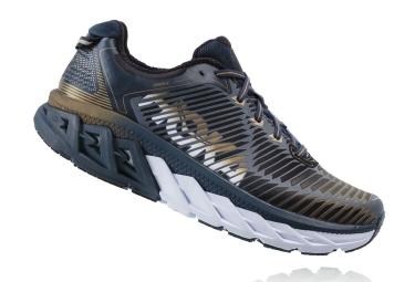 Chaussures de Running Femme Hoka Arahi Argent / Or