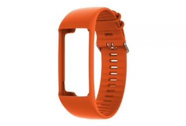 Bracelet polar a370 orange m l