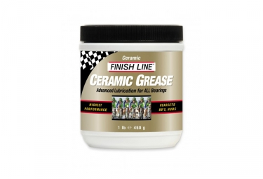 finish line pot de graisse speciale ceramic 450g