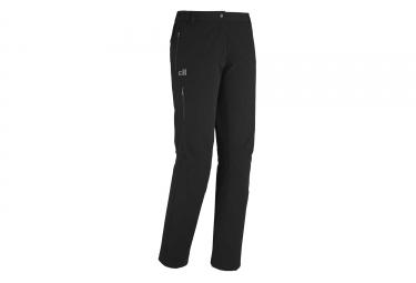 pantalon femme millet ld outdoor ii noir 38